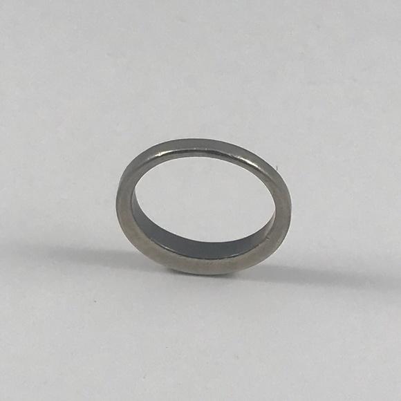 Vintage Jewelry - Vintage Silver Tone Ring, Vintage Jewelry, Size 9